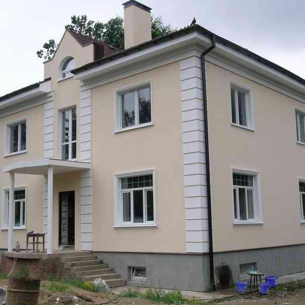 Ремонт и утепление фасада
