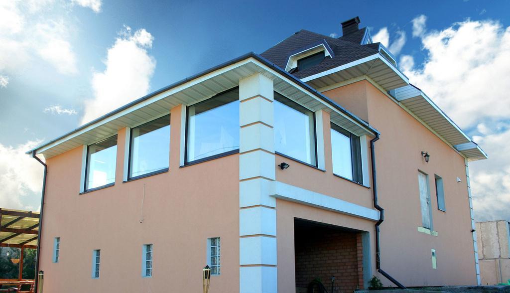 Системы и материалы CERESIT для утепления фасадов